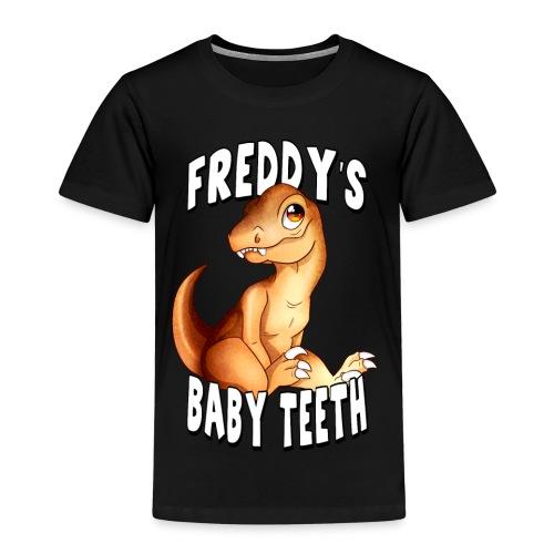 Freddy's Baby Teeth - Kids' Premium T-Shirt
