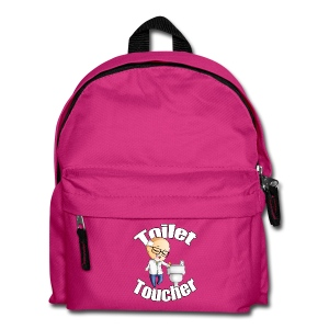 Toilet Toucher - Kids' Backpack