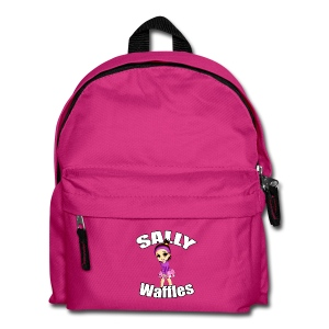 Sally Waffles - Kids' Backpack