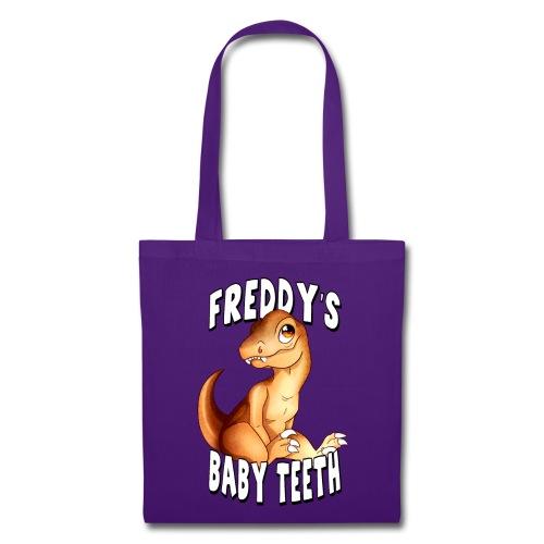 Freddy's Baby Teeth - Tote Bag