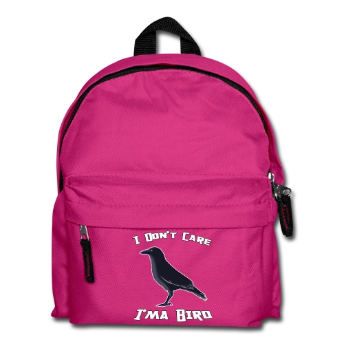 I Don't Care - Kids' Backpack