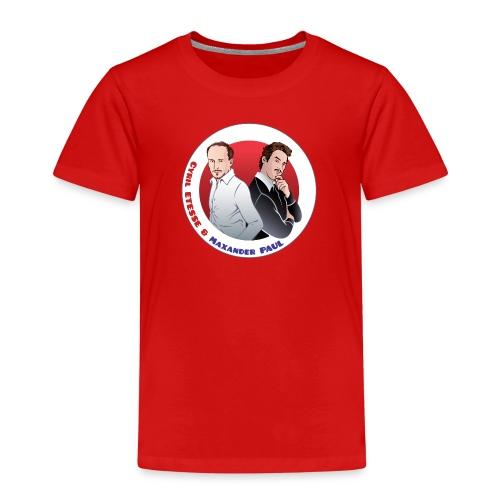 Tshirt  Enfant Cyril et Max - T-shirt Premium Enfant