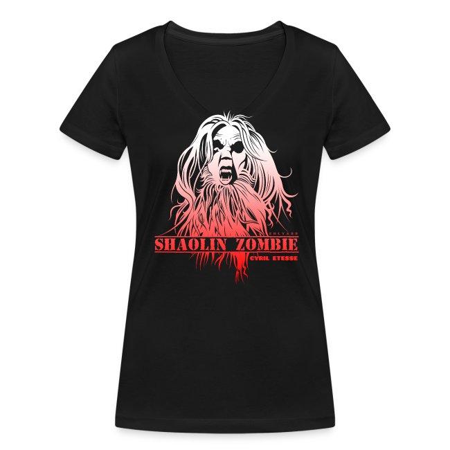 Tshirt femme Shaolin Zombies 1