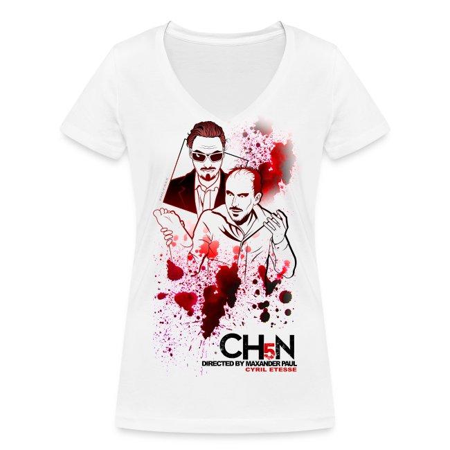 Tshirt Femme CH5N Cyril