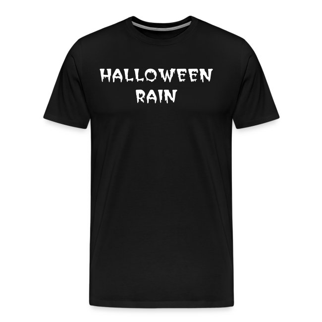 HALLOWEEN RAIN - ADULT T-SHIRT