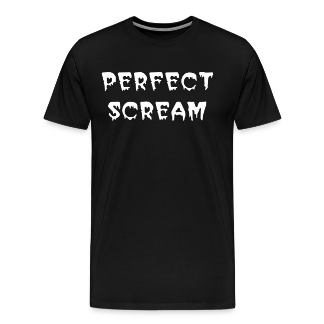PERFECT SCREAM - ADULT T-SHIRT