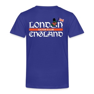 Keep Calm London Gators (Color Choice) (Kids 2) - Kids' Premium T-Shirt