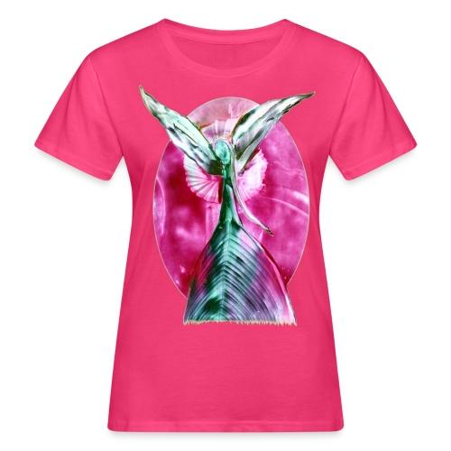 Engel der Harmonie - Frauen Bio-T-Shirt