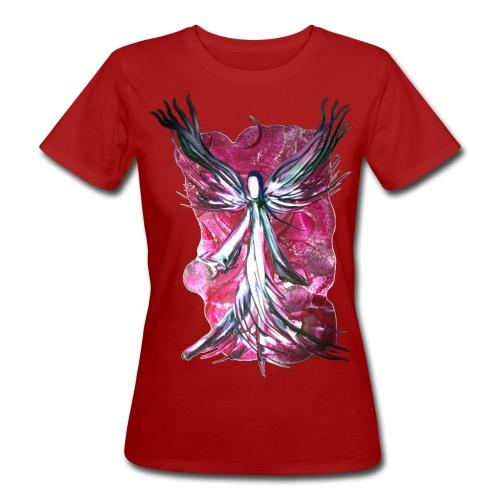 Erzengel Raphael - Frauen Bio-T-Shirt