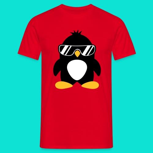 Pinguin T-shirt - Mannen T-shirt