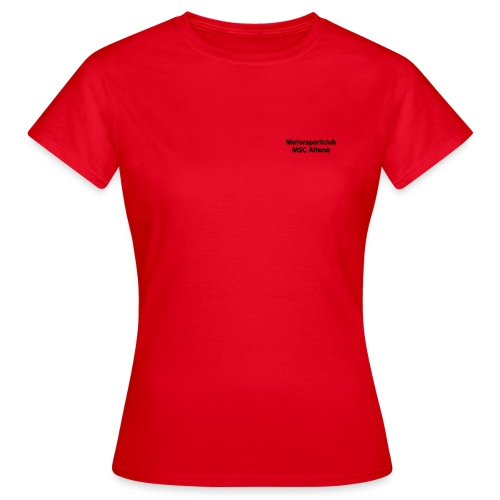 Tshirt Damen - Frauen T-Shirt