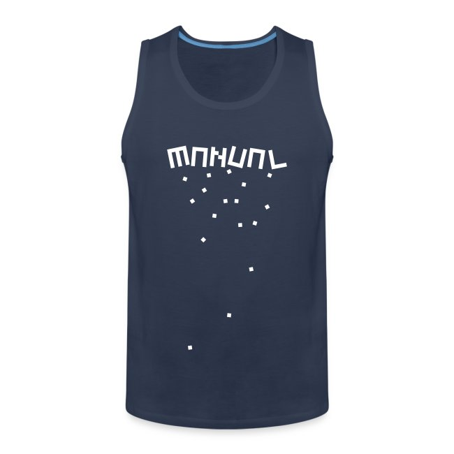 Manual Tank Top Male