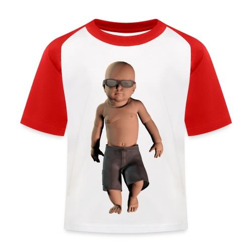 Bébé - T-shirt baseball Enfant