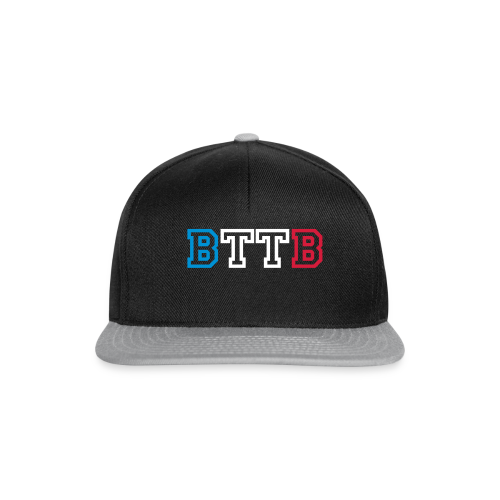 CASQUETTE BACK TO THE BLED - Casquette snapback