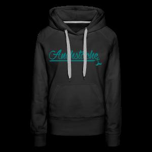 script // hoodie mädels - Frauen Premium Hoodie