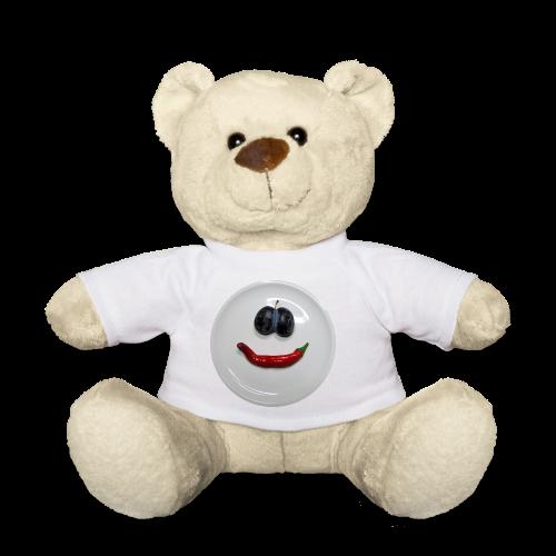 TIAN GREEN Teddy Bärele - Smiley - Teddy