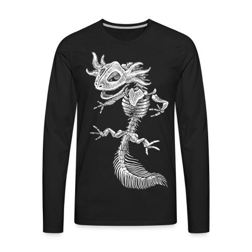 T-shirt Manches Longues Axolotl - T-shirt manches longues Premium Homme