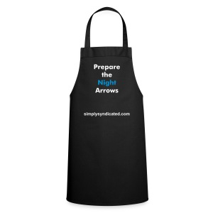 Night Arrows Apron - Cooking Apron