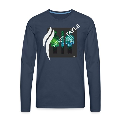 Picto Mixte Ferry Tayle Men - Men's Premium Longsleeve Shirt