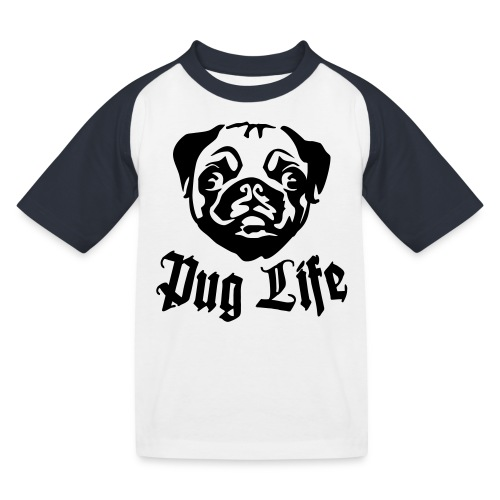 Dug life - T-shirt baseball Enfant