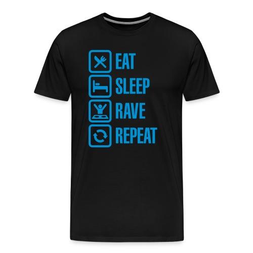 Party T-Shirt - Männer Premium T-Shirt