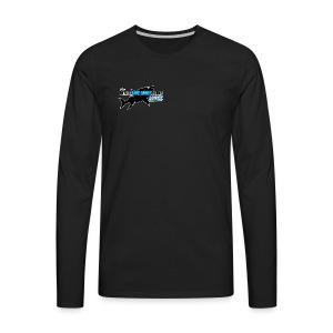 Official TAFishing Men's Long Sleeve Shirt  - Men's Premium Longsleeve Shirt