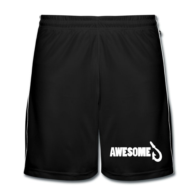 Men's Shorts with Awesome Logo