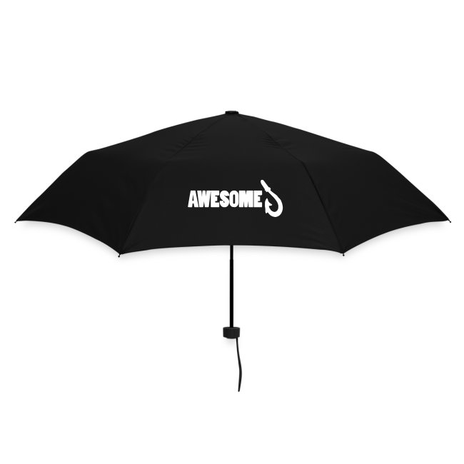 Small Umbrella with Awesome logo