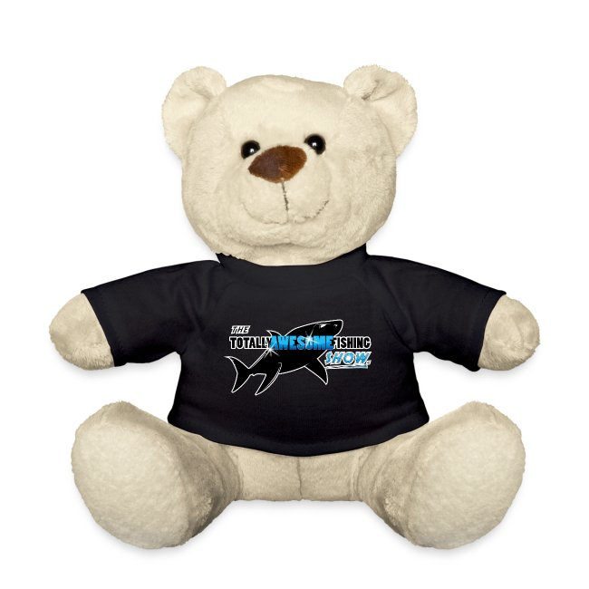 Official TAFishing Teddy Bear Logo