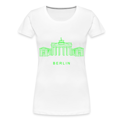 Brandenburger Tor Berlin Damen T-shirt