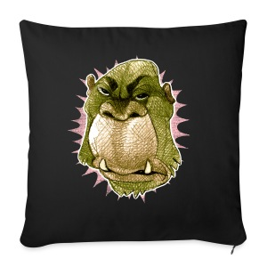 Bigfoot - Sofa pillow cover 44 x 44 cm