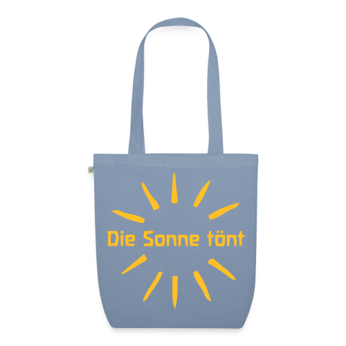 Die Sonne tönt - EarthPositive Tote Bag