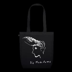 Rudolf Steiners Die Modedame - Bio-Stoffbeutel