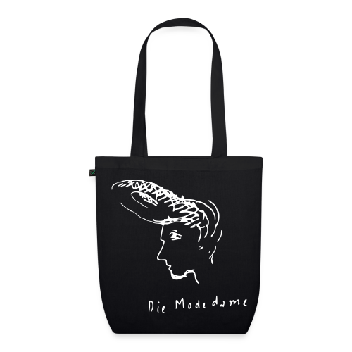 Rudolf Steiners Die Modedame - EarthPositive Tote Bag