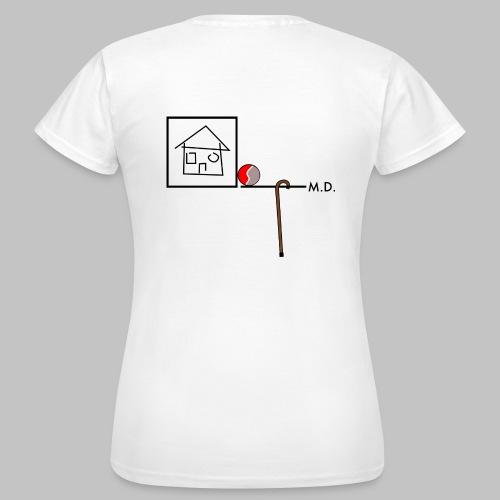 T-Shirt femme (woman) DrHouse 2 - Women's T-Shirt