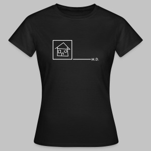 T-Shirt femme (woman) DrHouse - Women's T-Shirt