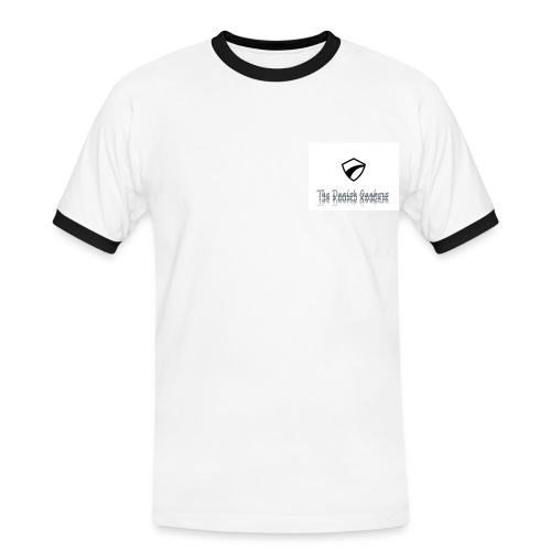 TDG T-Shirt Premium - Herre kontrast-T-shirt