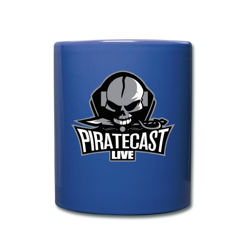 PirateCast Live Mug - Full Colour Mug
