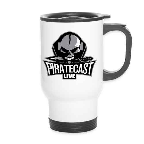PirateCast Live Thermal Mug - Travel Mug