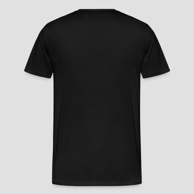 Tee shirt Premium Homme Mi kiff la réunion