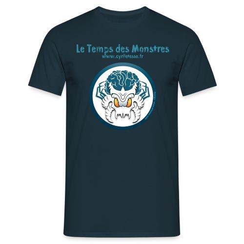 Tshirt Homme le Temps des monstres - T-shirt Homme