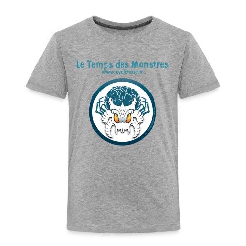 Tshirt Enfants le Temps des monstres - T-shirt Premium Enfant