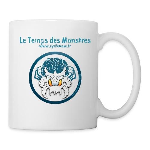 Mug le Temps des monstres - Mug blanc