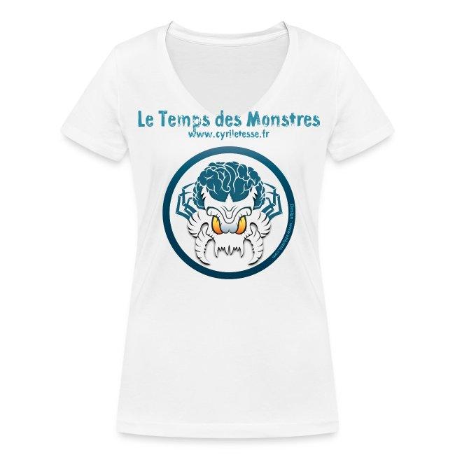 Tshirt Femme le Temps des monstres