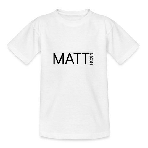 Mens Matt Nixon T-Shirt - Teenage T-Shirt