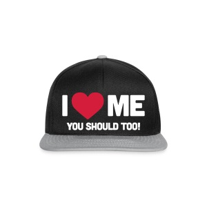 I Love Me Caps & Hats - Snapback Cap