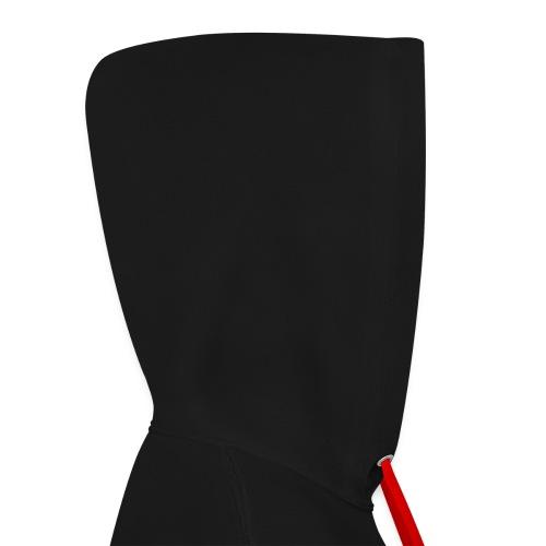 TDG Premium Sweatshirt - Kontrast-hættetrøje