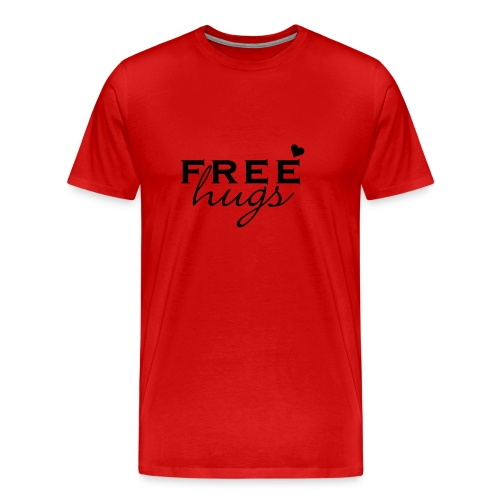 Free Hugs - Männer Premium T-Shirt