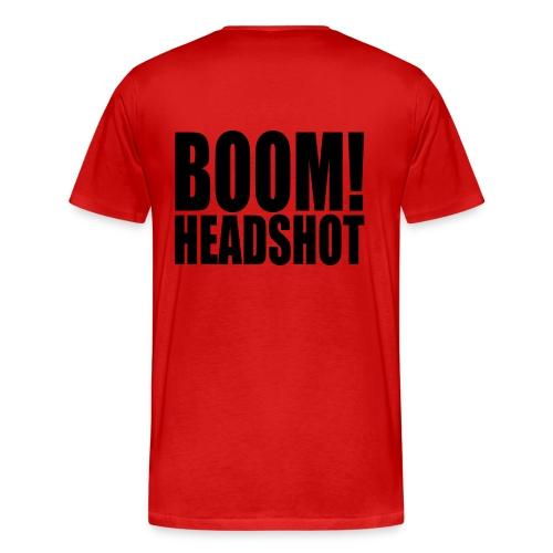 xxxx004 - Männer Premium T-Shirt