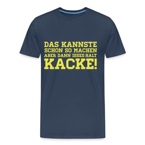 xxxx007 - Männer Premium T-Shirt